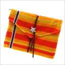 Ron Herman(ロンハーマン) x Sieste Peau(シエスタポー) Clutch bag L (クラッチバッグ)(ポーチ) ORANGE 288-...