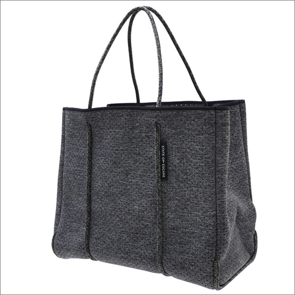 State of Escape(ステイトオブエスケープ) Flying Solo Tote Bag (トートバッグ) D.GRAY 277-002424-012-【新品】 Ron Herman(ロンハーマン)