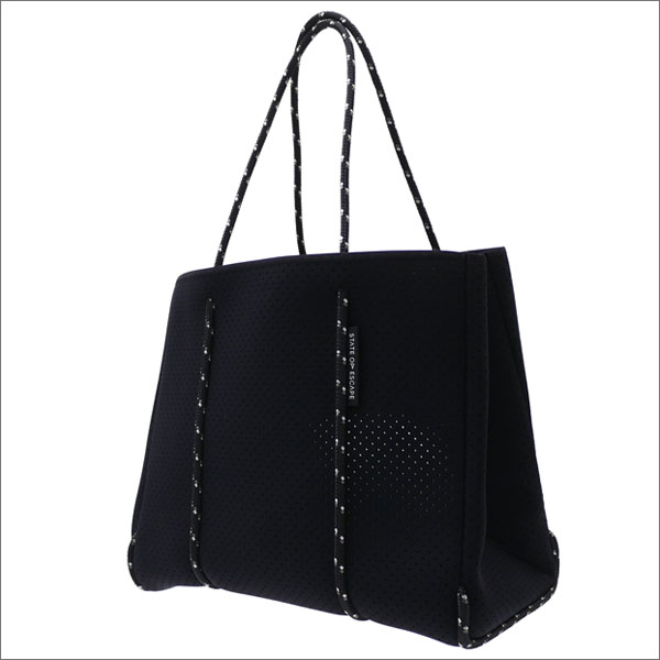 State of Escape(ステイトオブエスケープ) Flying Solo Tote Bag (トートバッグ) BLACK 277-002424-011-【新品】 Ron Herman(ロンハーマン)