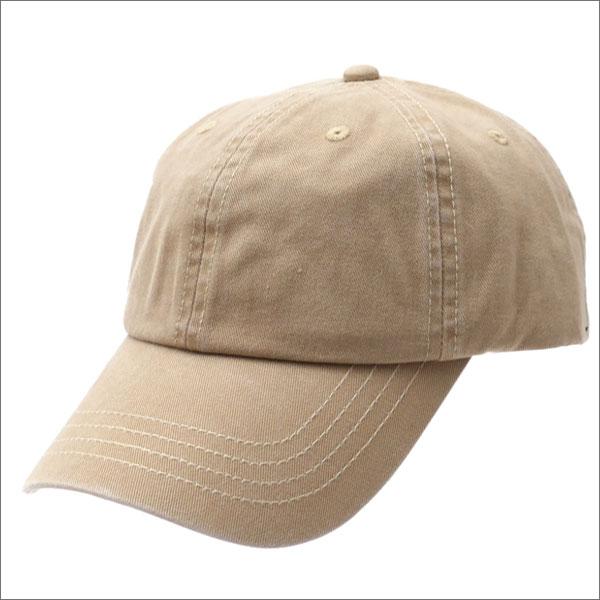 Ron Herman(ロンハーマン) RH CAP (キャップ) BEIGE 265-000921-016+【新品】