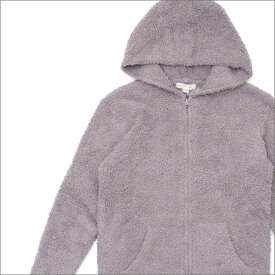 BAREFOOT DREAMS for Ron Herman ベアフットドリームス ロンハーマン CozyChic Zip Hoodie パーカー D.GRAY 212000886032 【新品】