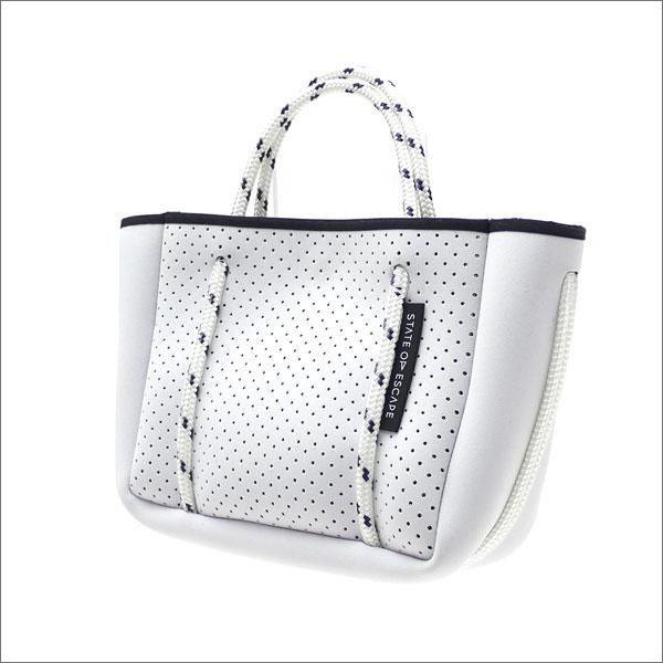 State of Escape(ステイトオブエスケープ) MICRO Shoulder Bag (ショルダーバッグ) WHITE 288-001164-010x【新品】