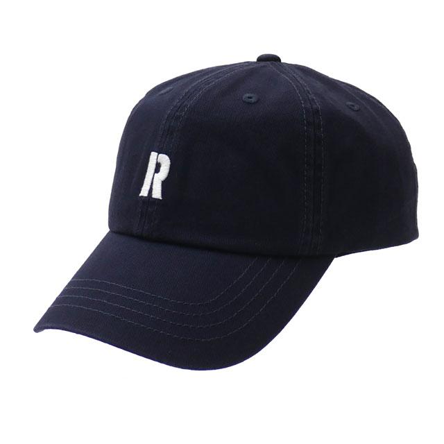 ロンハーマン RHC Ron Herman R CAP キャップ NAVY 265001078017 【新品】