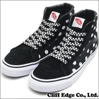 STUSSY x VANS OG SK8-Hi LX(溜冰,高)(鞋)(运动鞋)Black/8 Ball/White(BlackxBlack)291-001581-281x