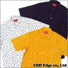 SUPREME Big Dot Camp short sleeve shirt ORANGE/WHITE/NAVY 215-001087-040-