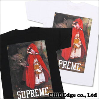 SUPREME Red Riding Hood T shirt 200 - 004988 - 030x