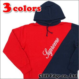 SUPREME Split Pullover 파커 211-000245-055-