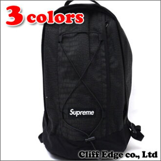 SUPREME Croc Backpack 290-002583-011 276 - 013 --000173