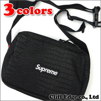SUPREME Croc Shoulder Bag 275-000106-011-