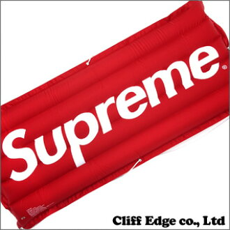 SUPREME Inflatable Raft [비치 매트] RED 290-002693-013 x