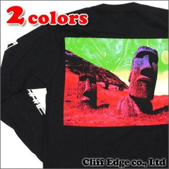 最高复活节岛长套筒 T 恤 202-000592-041 x