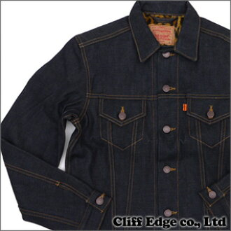 SUPREME x Levi's Selvedge Denim Trucker Jacket INDIGO 224-000056-037-