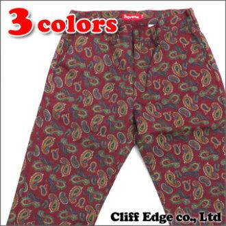 SUPREME Paisley Work Pant(工作裤)242-000161-623x