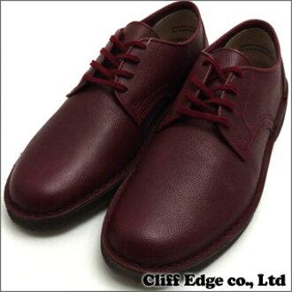 SUPREME x Clarks Desert Mali Low (shoes) BURGUNDY 293-000155-273-