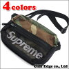 SUPREME Logo Shoulder Bag (숄더백) 275-000000-011x