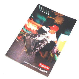 SUPREME x COMME des GARCONS SHIRT Harold Hunter PHOTO Sticker (sticker) MULTI 290-002972-019+