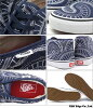 SUPREME x VANS Uptown Chukka Boot BLUE VN-0SCVEFV (sneakers) (shoes) 291-001541-284 +