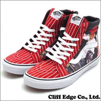 23850a36 SUPREME x COMME des GARCONS SHIRT x VANS SK8HI RED sneakers shoes  291001564283