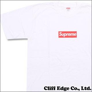 SUPREME(シュプリーム) BOX Logo Tee(ボックスロゴ)(Tシャツ) WHITE 200-006569-050+【新品】