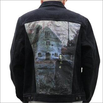 dbcb1d4ac SUPREME x Black Sabbath 224-000082-041 BLACK Black Sabbath Denim Trucker  Jacket (denim jacket) +