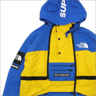 75194f9de3 SUPREME x THE NORTH FACE Steep Tech Hooded Jacket (jacket) + 225-000255-134  ROYAL
