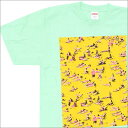 SUPREME(シュプリーム) Beach Tee (Tシャツ) PALE GREEN 200-007078-145+【新品】