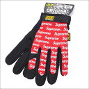 SUPREME(シュプリーム) x Mechanix Wear(メカニクスウェア) Original Work Gloves (グローブ)(手袋) RED 29...
