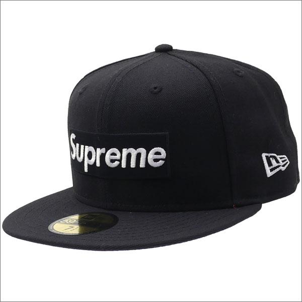 SUPREME(シュプリーム) Playboy Box Logo New Era Cap (ニューエラ)(ボックスロゴ)(キャップ) BLACK 250-000409-031+【新品】