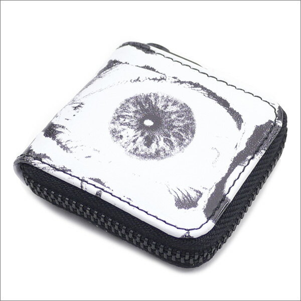 SUPREME(シュプリーム) x COMME des GARCONS SHIRT(コムデギャルソン シャツ) Eyes Coin Pouch (コインケース) WHITE 272-000160-110+【新品】