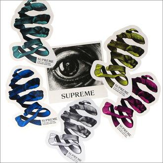 SUPREME(shupurimu)x M.C.Escher(maurittsu·essha)Sticker Set(粘纸6种安排)MULTI 290-004322-019+