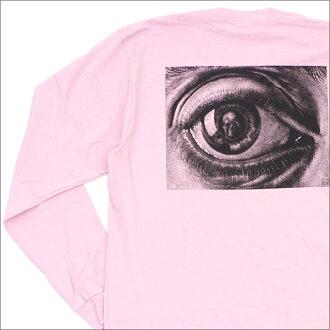 3bfff039eb0e Cliff Edge: SUPREME x M.C.Escher Eye L/S Tee (long sleeves T-shirt ...