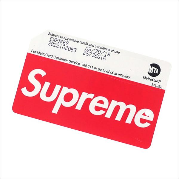 SUPREME(シュプリーム) Metro Card (メトロカード)(キーホルダー) MULTI 290-004368-019+【新品】