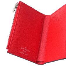 SUPREME(シュプリーム)xLOUISVUITTON(ルイ・ヴィトン)ChainWallet(ウォレット)(三つ折り財布)RED271-000384-013+【新品】