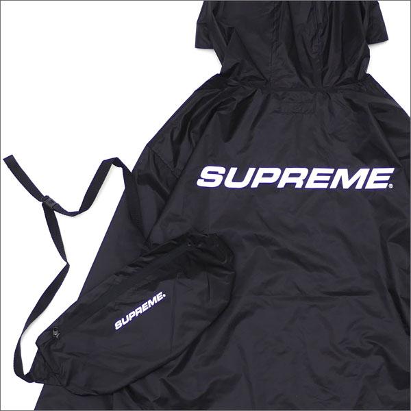 SUPREME(シュプリーム) Packable Ripstop Pullover (ジャケット) BLACK 225-000330-031+【新品】