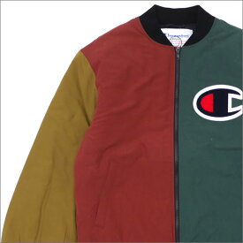 【14:00までのご注文で即日発送可能】 シュプリーム SUPREME Champion Color Blocked Jacket ジャケット MULTI 230001048049 130002967059 【新品】