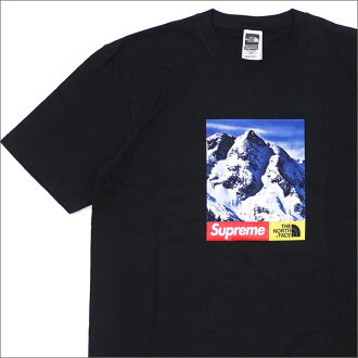 55f25ba9 シュプリーム SUPREME x THE NORTH FACE the North Face Mountain Tee T-shirt BLACK  200007681131
