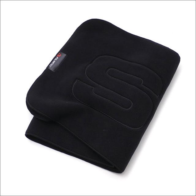 シュプリーム SUPREME Polartec Logo Scarf スカーフ マフラー BLACK 281000176011 418000143011 【新品】
