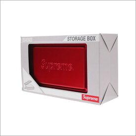 【2021年3月度 月間優良ショップ受賞】 シュプリーム SUPREME SIGG Small Metal Box Plus コンテナ アルミボックス RED 290004611013 【新品】 39ショップ