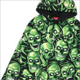 シュプリーム SUPREME Skull Pile Hooded Sweatshirt スウェットパーカー MULTI 211000553059 【新品】