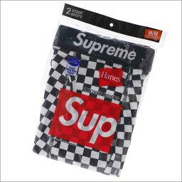 SUPREME(shupurimu)x Hanes(Hanes)Checker Boxer Briefs(2 Pack)(拳擊家褲子2種安排)CHECKER 245-000254-049x