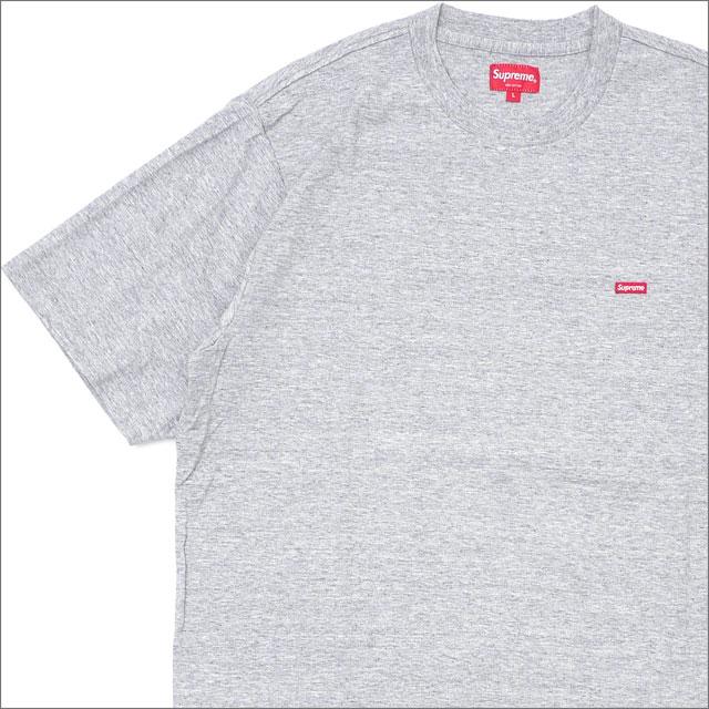 SUPREME(シュプリーム) Small Box Tee (Tシャツ) GRAY 203-000281-032+【新品】