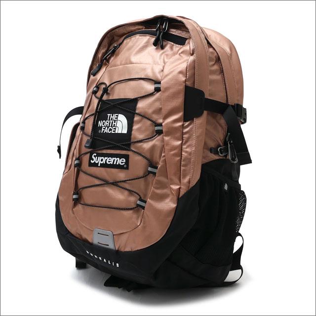 シュプリーム SUPREME x THE NORTH FACE ザ・ノースフェイス Metallic Borealis Backpack バックパック ROSE GOLD 276000285013 【新品】