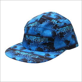5928cce9d53 SUPREME(シュプリーム) World Famous Taped Seam Camp Cap (キャンプキャップ) CYAN 265