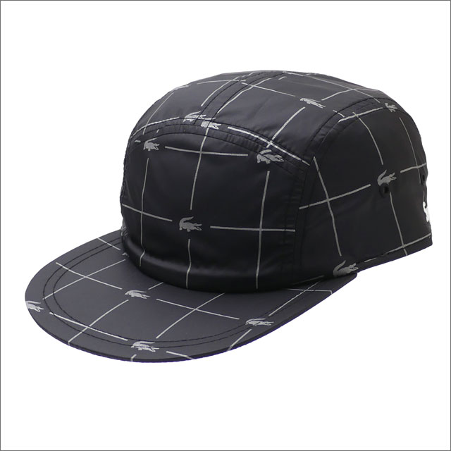 シュプリーム SUPREME Reflective Grid Nylon Camp Cap キャンプキャップ BLACK 265001033011 【新品】
