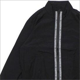 [年に一度の大決算売り尽くしセール!12/31(木) 14:00より販売開始!] シュプリーム SUPREME Classic Logo Taping Track Jacket トラックジャケット BLACK 225000376041 【新品】