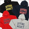 SUPREME (shupurimu) DIVINE MERCY pullover Hoodie 211-000127-051