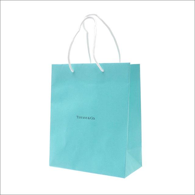 TIFFANY&CO.(ティファニー) ショップバッグ S BLUE 290-004738-034+【新品】