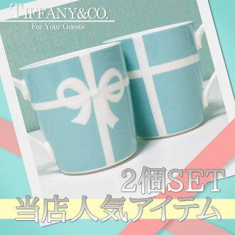 Tiffany&Co.(蒂凡尼 (290-000755-014) 蓝 ブルーボックスマグ 杯 +