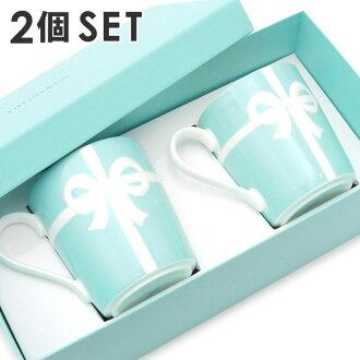 Tiffany&Co.( Tiffany ) 290-000755-014 BLUE ブルーボックスマグ Cup +