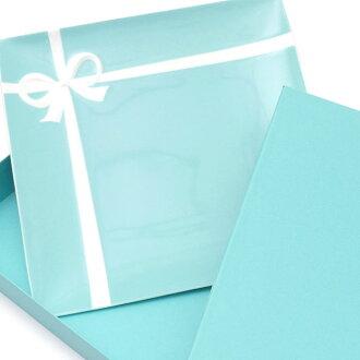 TIFFANY & co. Blue box plate BLUE 290 - 002222 - 014x